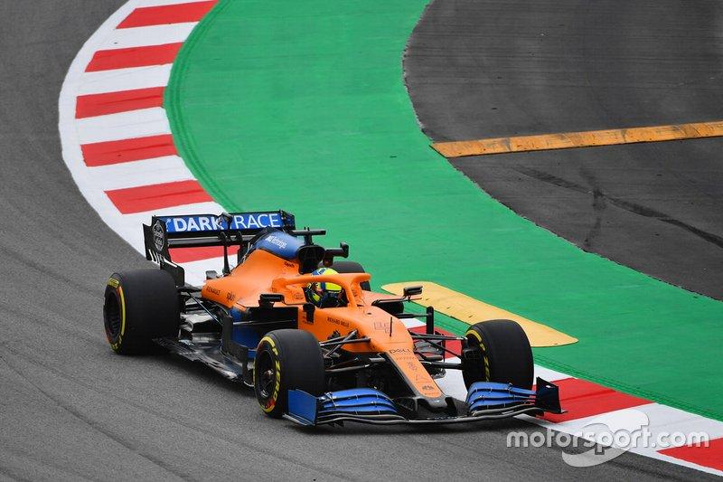 McLaren lansmanı