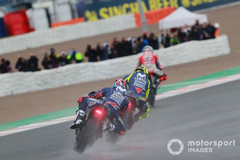 Валентино Россі, Маверік Віньялес, Yamaha Factory Racing