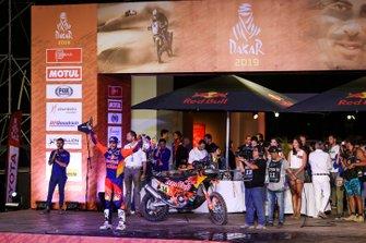 Podium : Red Bull KTM Factory Racing KTM: Sam Sunderland