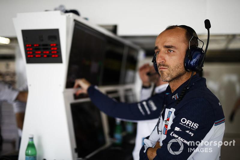Роберт Кубіца, Williams Racing