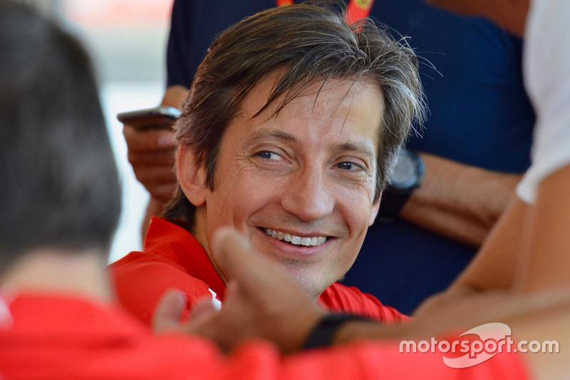 Massimo Rivola, Aprilia Racing, CEO