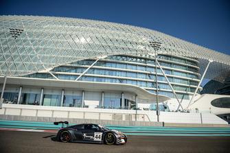 #44 Attempto Racing Audi R8 LMS GT3: Clemens Schmid, Sean Walkinshaw, Giorgio Roda