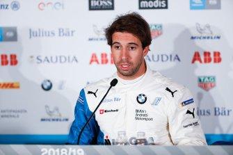 Antonio Felix da Costa, BMW I Andretti Motorsports in the press conference