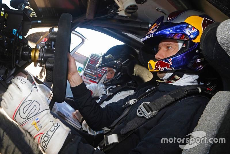 Себастьен Ожье, C3 WRC, Citroën Racing