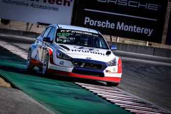 #99 Bryan Herta Autosport Hyundai I30-TCR: Michael James Lewis, Mark Wilkins, Mason Filippi