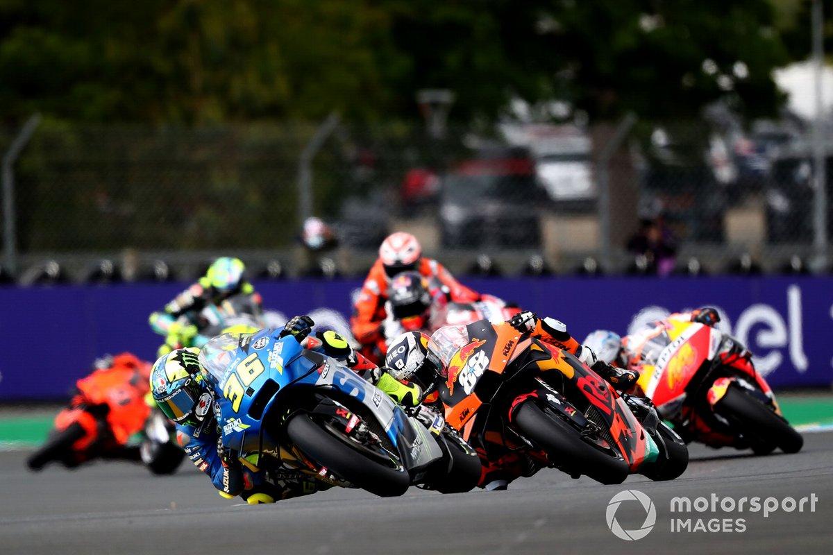 Joan Mir, Equipo Suzuki MotoGP