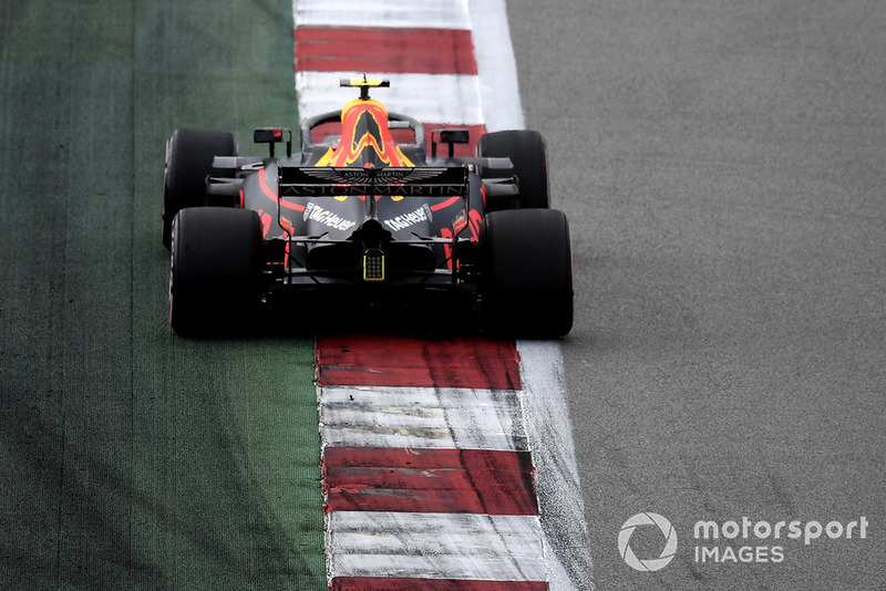 5 місце — Макс Ферстаппен, Red Bull — 233