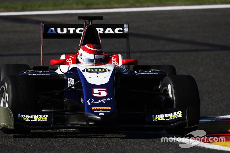Pedro Piquet était le premier pilote non-ART