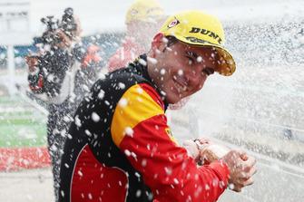 GTE Podium: #66 JMW Motorsport Ferrari F488 GTE: Miguel Molina