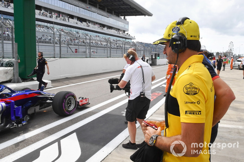 12. Carlos Sainz Jr., Renault Sport F1 Team
