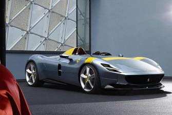 Ferrari Monza SP1 et SP2