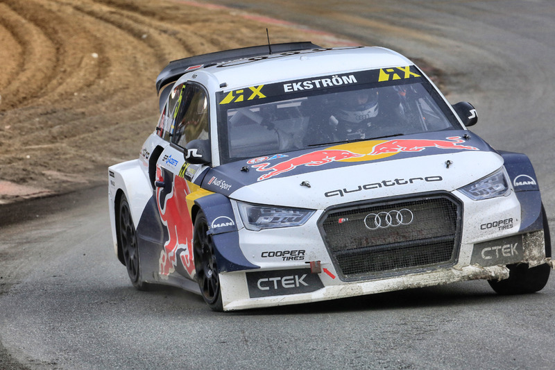 2016: Rallycross-WM-Titel