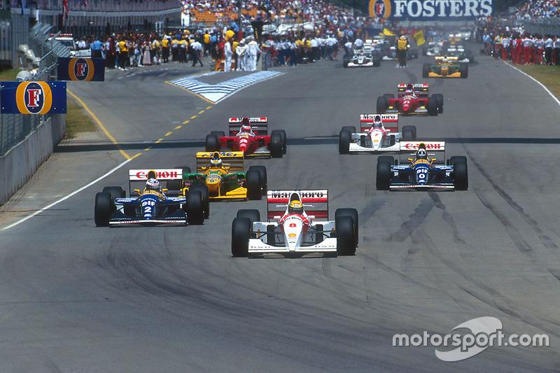 ¿Si tuvieras que escoger una sola era de la F1?