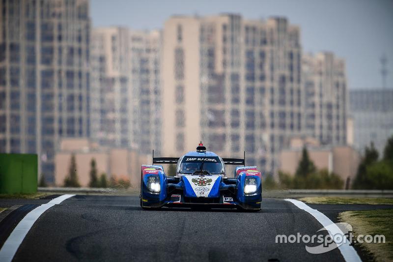 9. LMP2: #37 SMP Racing, BR01 Nissan: Vitaly Petrov, Viktor Shaytar, Kirill Ladygin