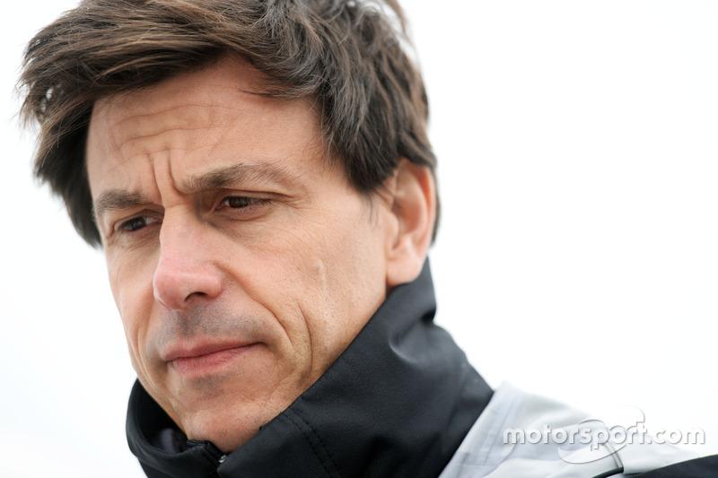 Тото Вальфф, Mercedes AMG F1, акціонер та виконавчий директор