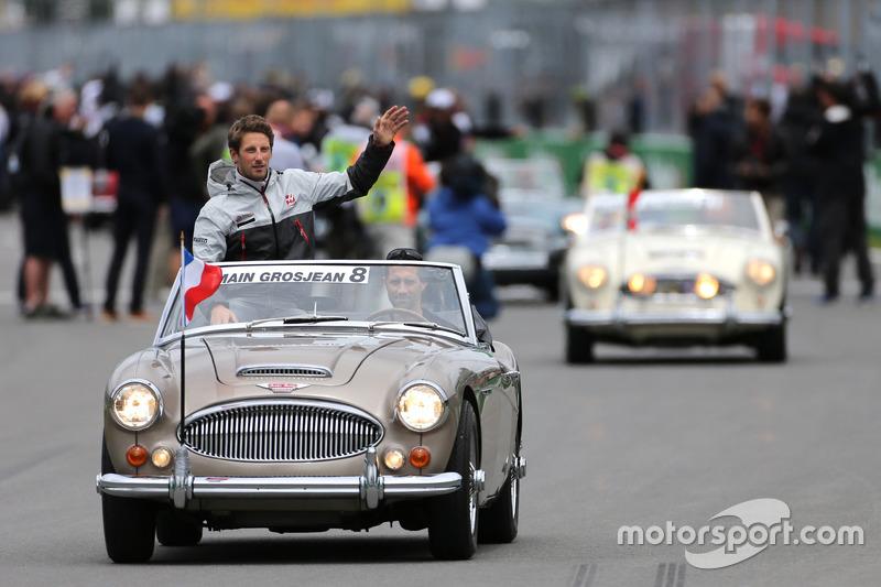 Ромен Грожан (Франція), Haas F1 Team