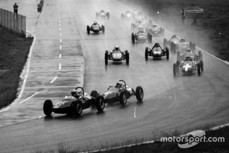 Formel Vau Rennen am Nürburgring 1968