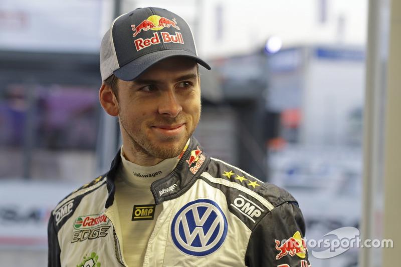 Anders Jäger, Volkswagen Polo WRC, Volkswagen Motorsport