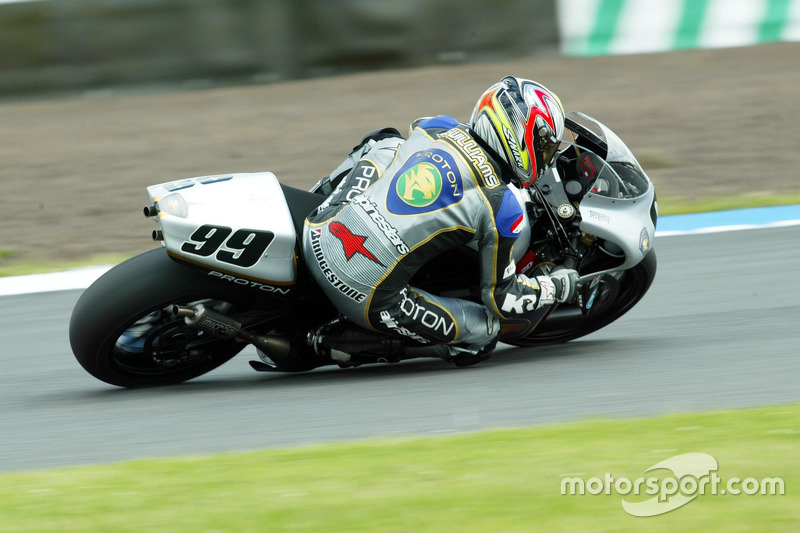 Jeremy McWilliams, Proton Team KR