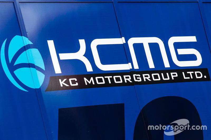 Зона та лого KCMG