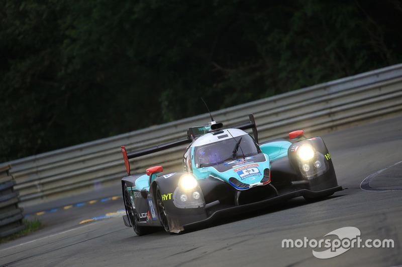 #23 Panis Barthez Competition Ligier JS P2 Nissan: Фаб'єн Бартез, Тімоте Бюре, Поль-Лу Шатан
