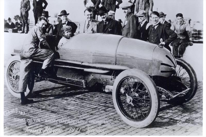 1921 - Tommy Milton