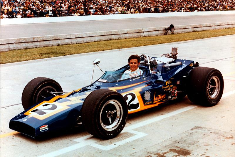 1970 - Al Unser, Colt/Ford
