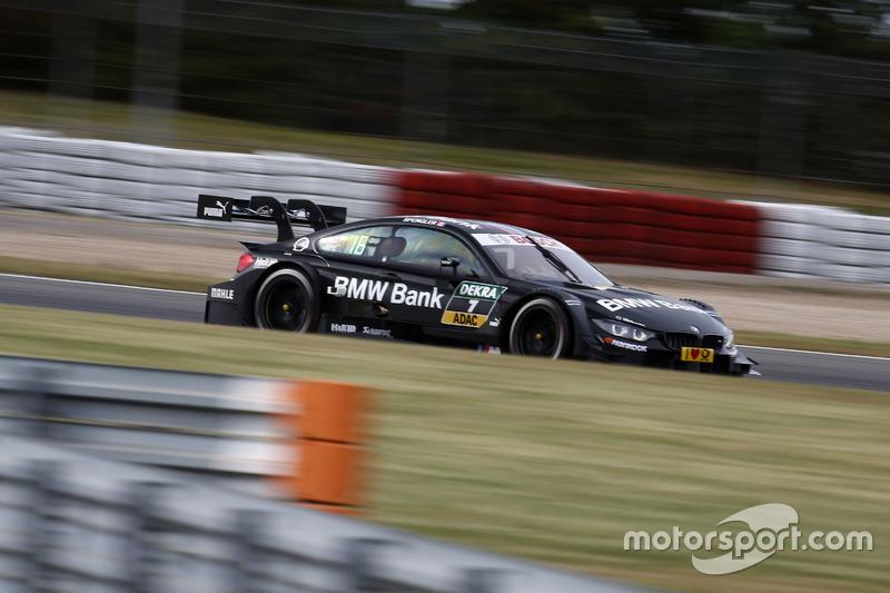 15. Bruno Spengler, BMW Team MTEK, BMW M4 DTM