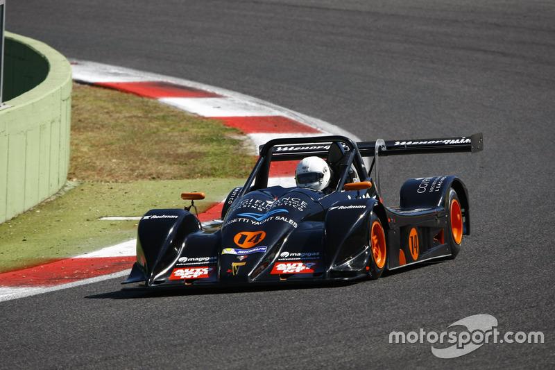 Giancarlo Pedetti, CMS Racing Cars, Norma-M20F-CN2