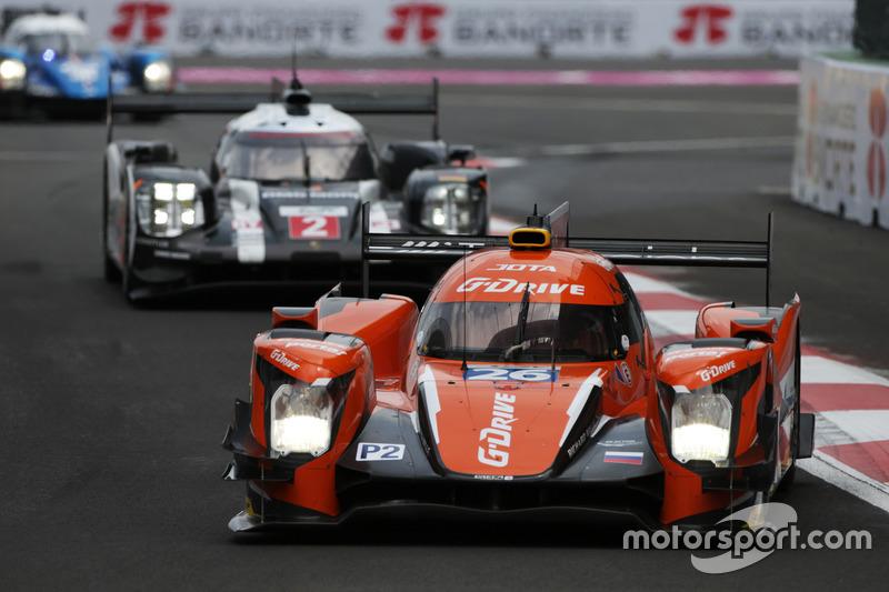 #26 G-Drive Racing Oreca 05 - Nissan: Roman Rusinov, Alex Brundle, René Rast