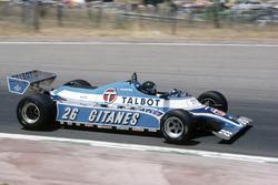 Jacques Laffite, Ligier JS17-Matra