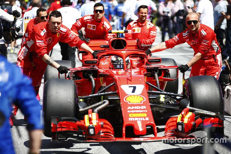4 місце — Кімі Райкконен, Ferrari — 233