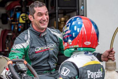 Pietro Fittipaldi karting dag