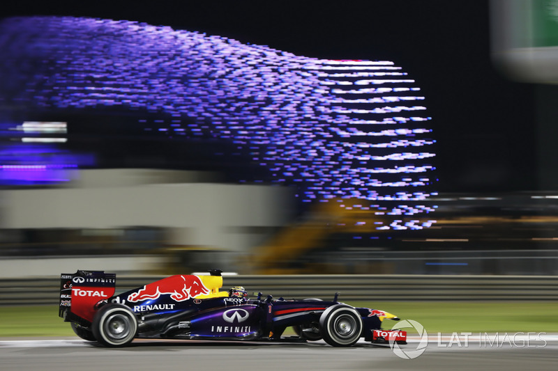 2013. Переможець: Себастьян Феттель, Red Bull RB9 Renault