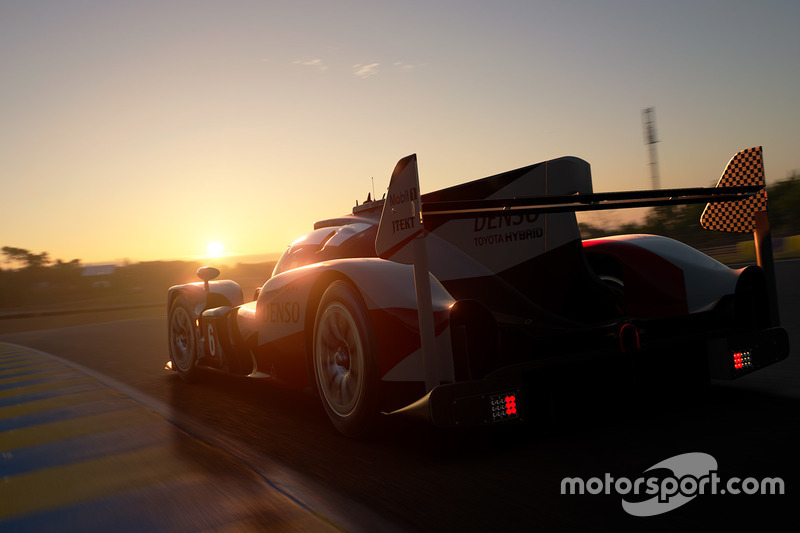 El Toyota TS050 Hybrid en GT Sport
