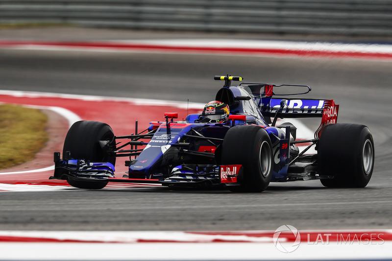 17. Brendon Hartley, Scuderia Toro Rosso STR12