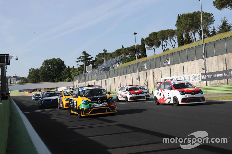 Entry Cup: Vallelunga