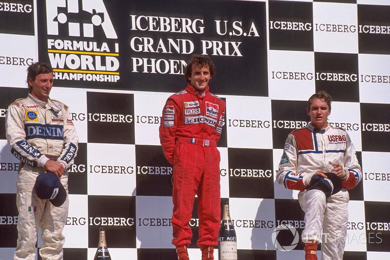 GP de Estados Unidos 1989