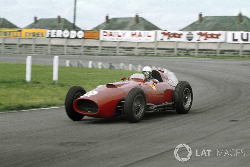 1957: Lancia-Ferrari 801