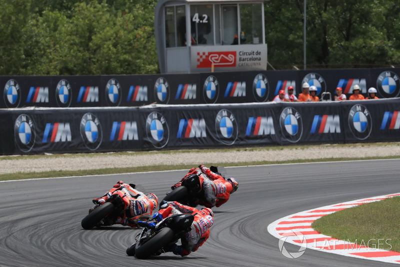 Гран Прі Каталонії: 2-ге місце