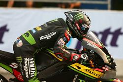 Johann Zarco, Monster Yamaha Tech 3 practice start