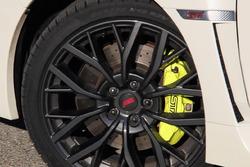 Subaru WRX STI, bremsen