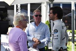 Jacques Villeneuve, Sky Italia, Martin Brundle, Sky TV ve Carlos Sainz Jr., Renault Sport F1 Team