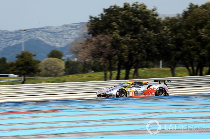 Clearwater Racing - Ferrari 488 GTE