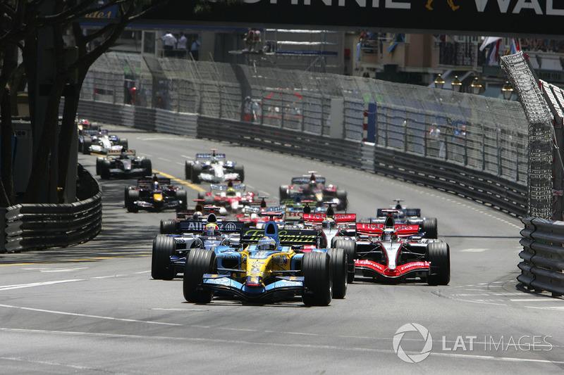 2006, Гран Прі Монако
