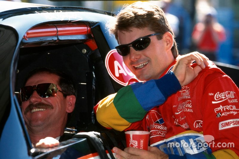 Jeff Gordon, Henrick Motorsports and Dale Earnhardt, Richard Childress Racing