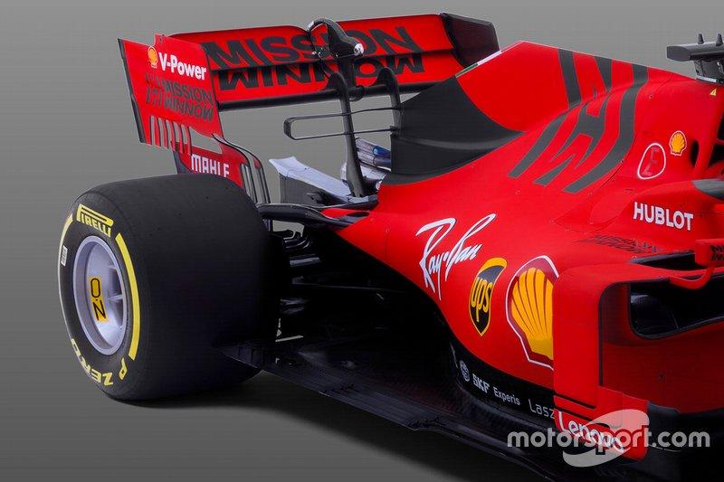 Detail Ferrari SF90