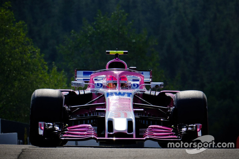Force India (2007-2018)