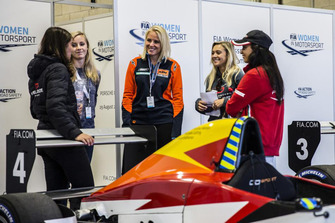 FIA-Programm für Frauen im Motorsport
