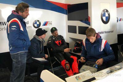 BMW Almeria testing